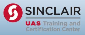 Sinclair UAS Training Center logo