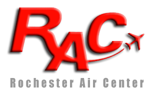 Rochester Air Center logo