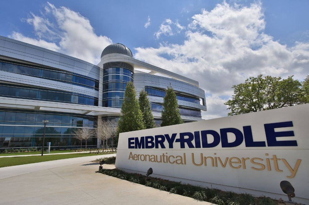 Embry-Riddle campus