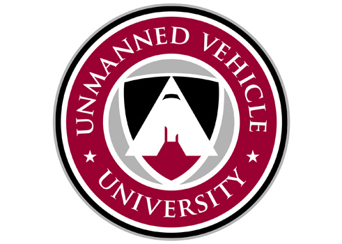 Unmanned Vehicle University logo
